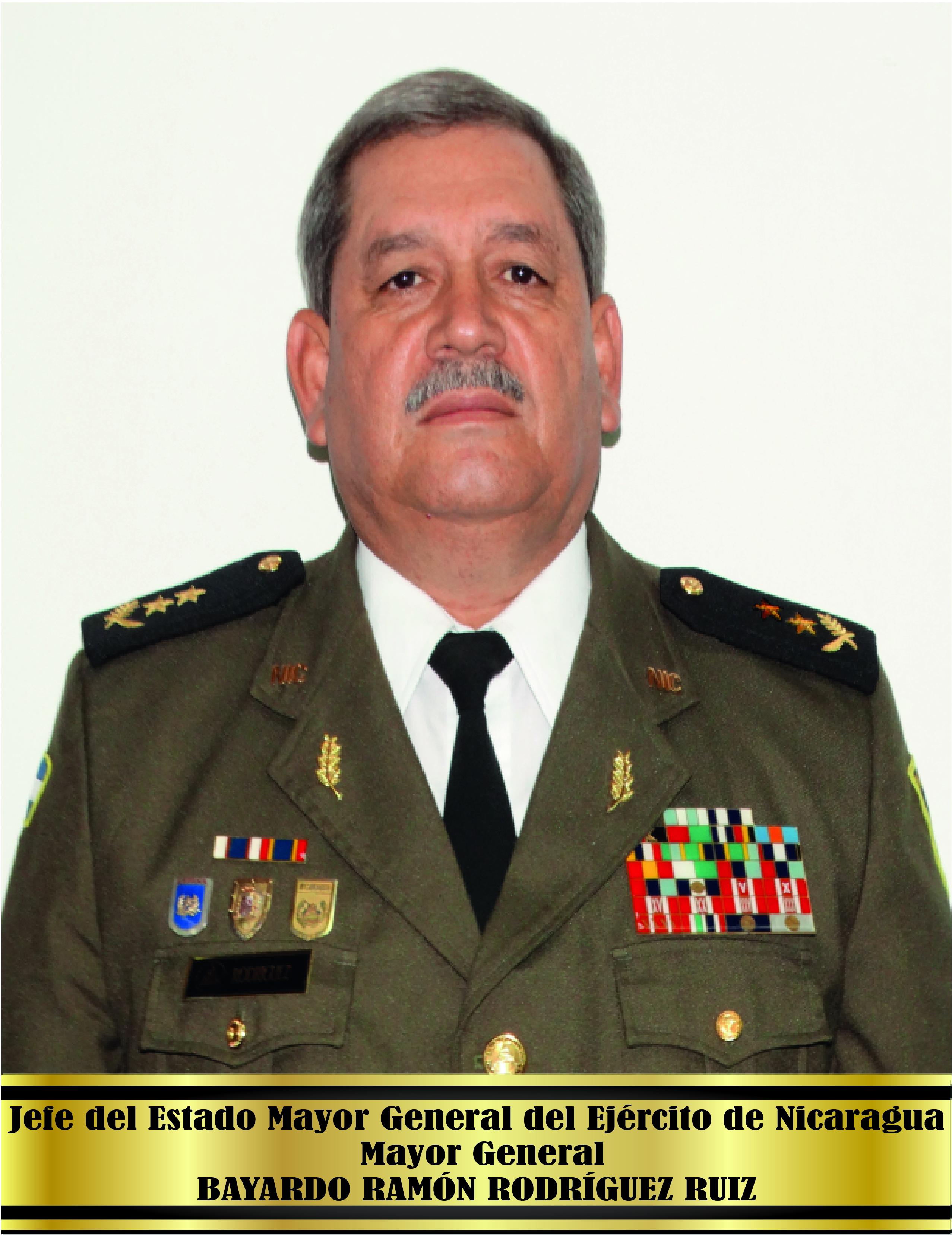 Jefe-Estado-Mayor-General-Ejército-Nicaragua