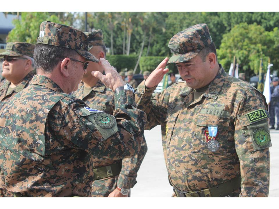 Teniente Coronel Roberto Ayala