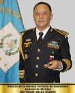 Ministro Defensa Nacional Guatemala