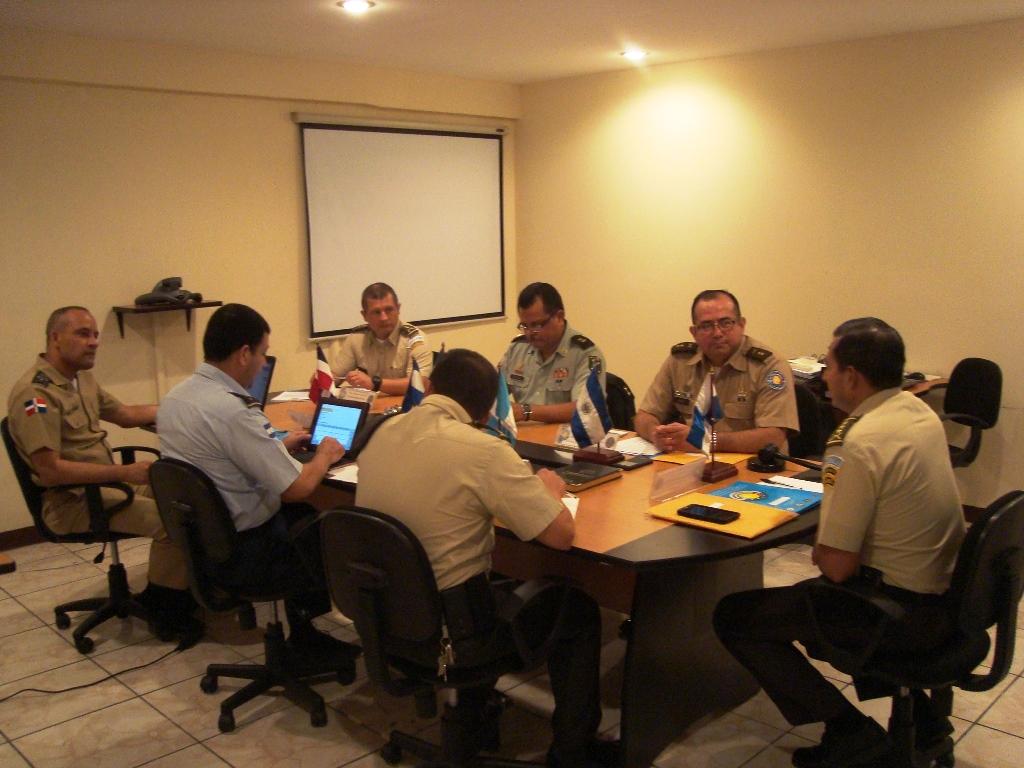 Mesa de Coordinaciones