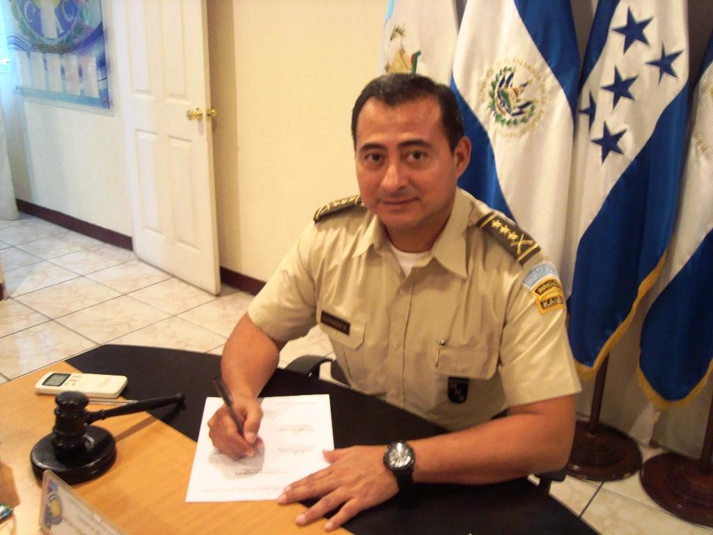 Secretario Genera de la CFAC