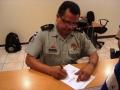 Firma del Acta Nicaragua