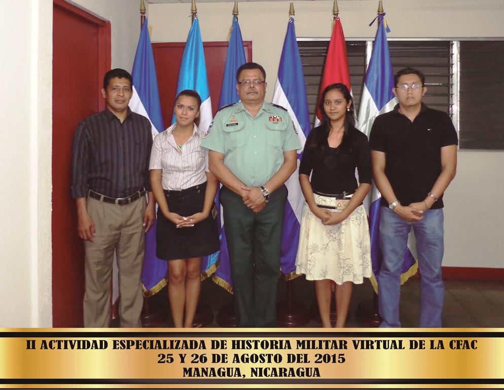 Fotografia Oficial El Salvador