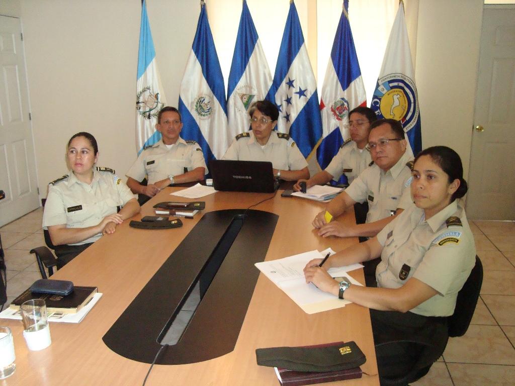 Mesa de Trabajo Guatemala