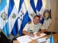 Firma del Acta, Secretario General de la CFAC