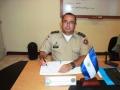 Firma del Acta, El Salvador