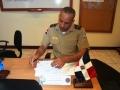 Firma del Acta, República Dominicana