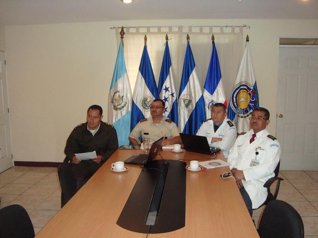 Mesa de trabajo CFAC