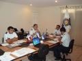 Mesa de trabajo FAM Guatemala
