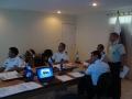 Presentación de las Delegacones