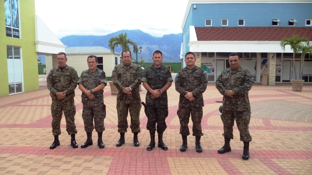Comandantes y Jefes CUF