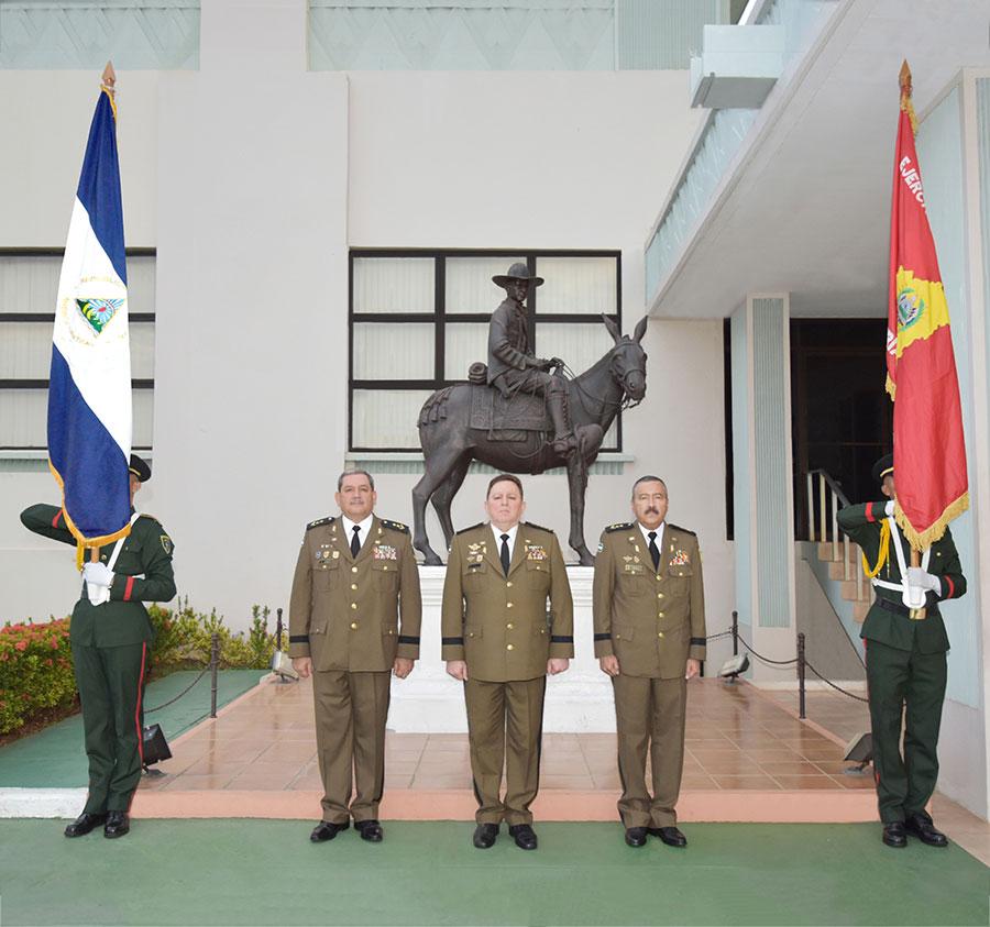 Ejército De Nicaragua Cfac