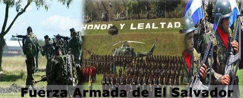 Fuerza Armada de El Salvador