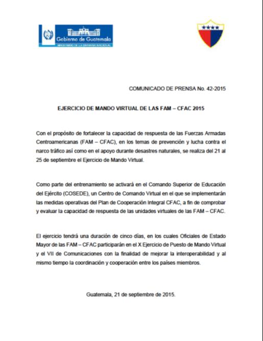 Comunicado422015